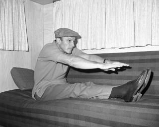 Gene Kelly in Hollywood, July 3, 1967