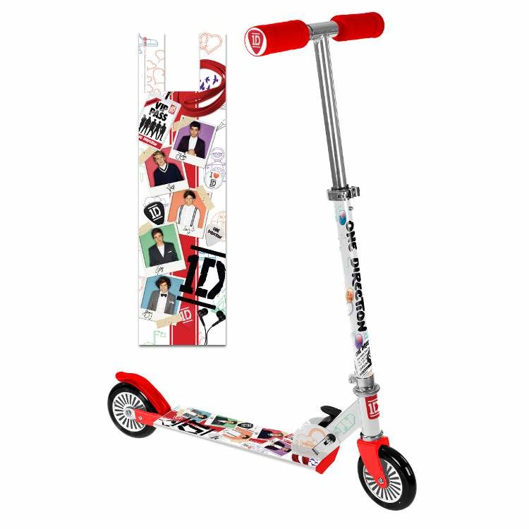 A One Direction scooter