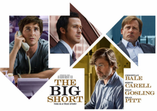 Poster for the film The Big Short