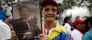 Venezuela Goverment March