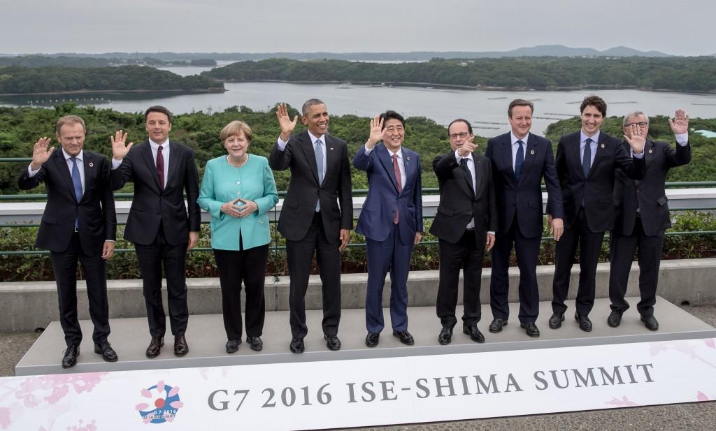 G7 summit in Japan