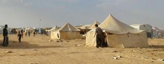 Mideast Jordan Syrian Refugees