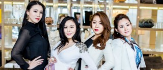The Ultra Rich Asian Girls