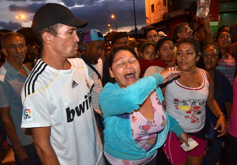 Protests in Venezuela