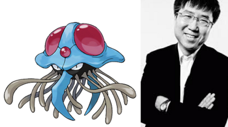Tentacruel and Ha-Joon Chang