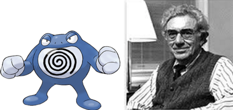 Poliwrath and Hyman Minsky