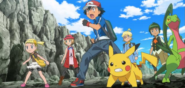 Pokémon - the TV show