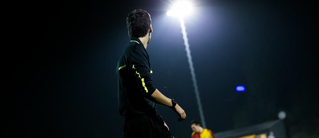 A referee