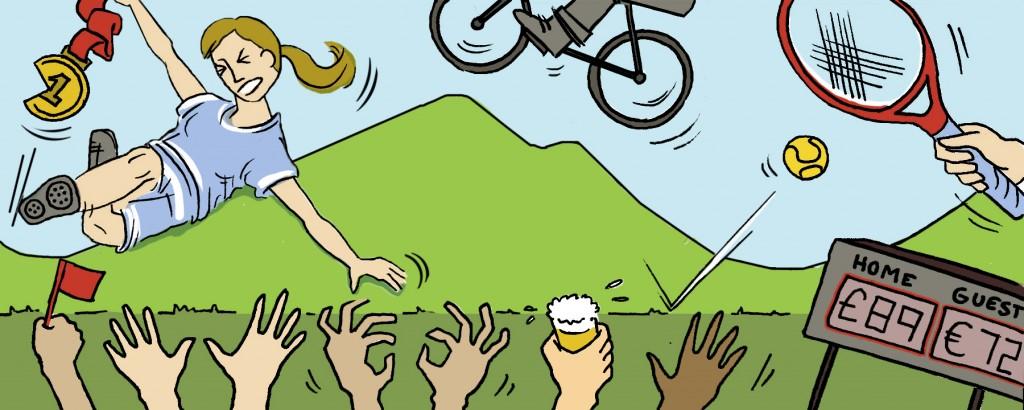 Economy Explores: Sport