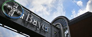 Bayer HQ in Wuppertal