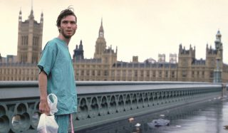 A still from 28 Days Later