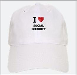 I love social security cap.