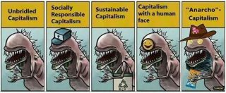 Alien capitalism