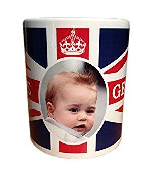 A Prince George Mug