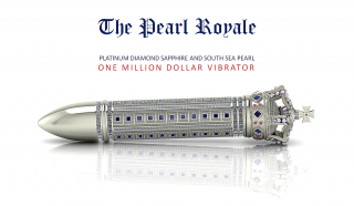 Photo of the Pearl Royal vibrator
