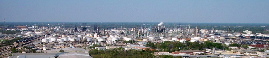 Baton Rouge, Exxon Mobil