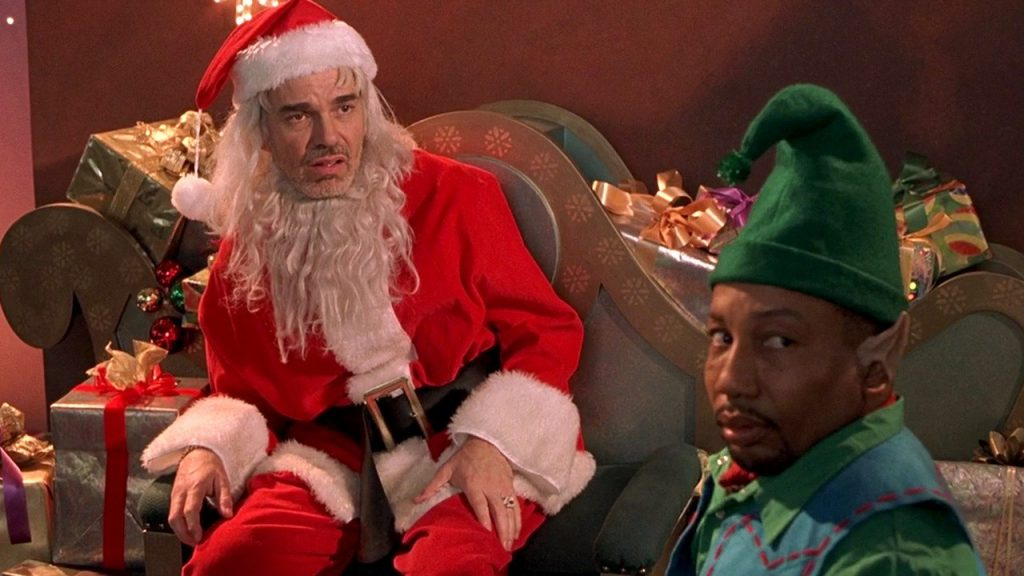 The economy guide to christmas gift giving bad santa negle Images