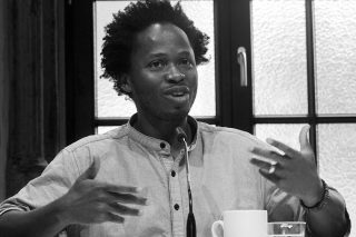 Photo of Ishmael Beah