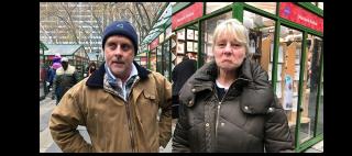 Penny & Mike, Brooklyn.