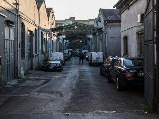 Prato, Italy.