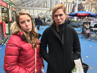 Kristen & Emma