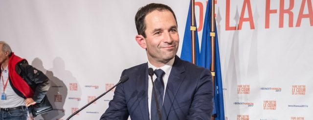 France: Second Left-wing Primary Ahead Of The 2017 Presidential Election In Paris