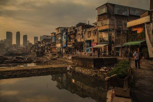 Xiamen slums