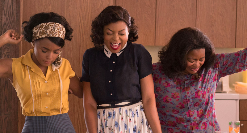 Hidden figures movie still