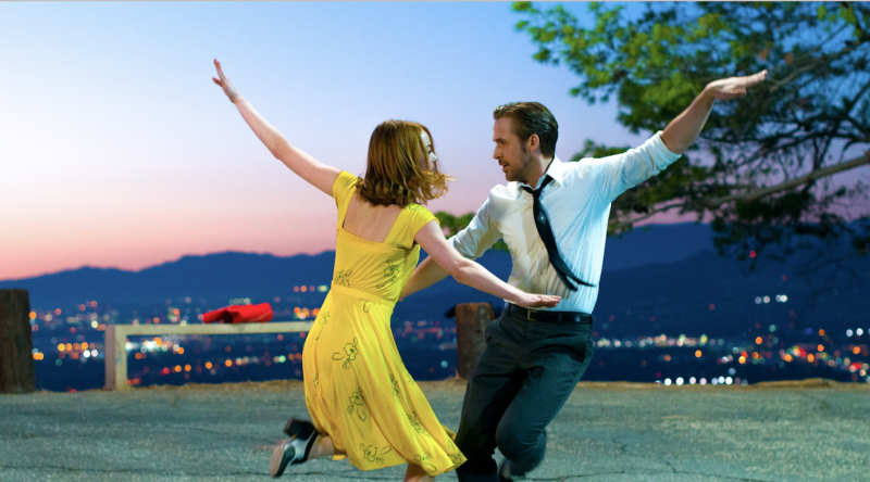 La La Land, The Musical.
