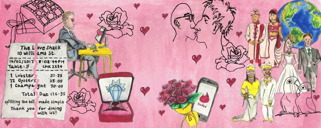 Economy Explores Love