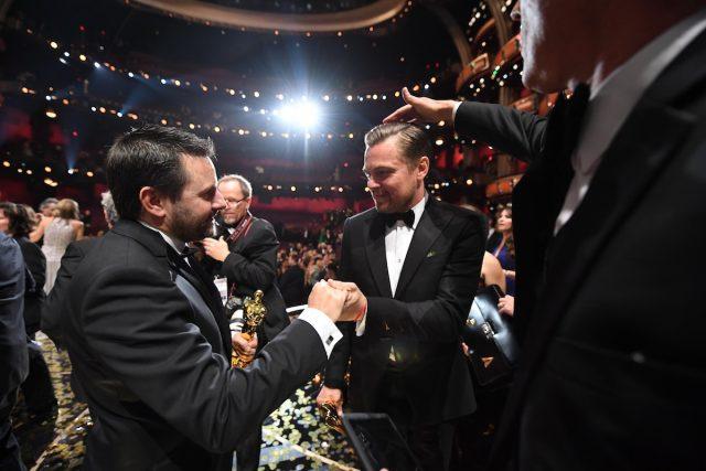 Oscars 2015 - Leo
