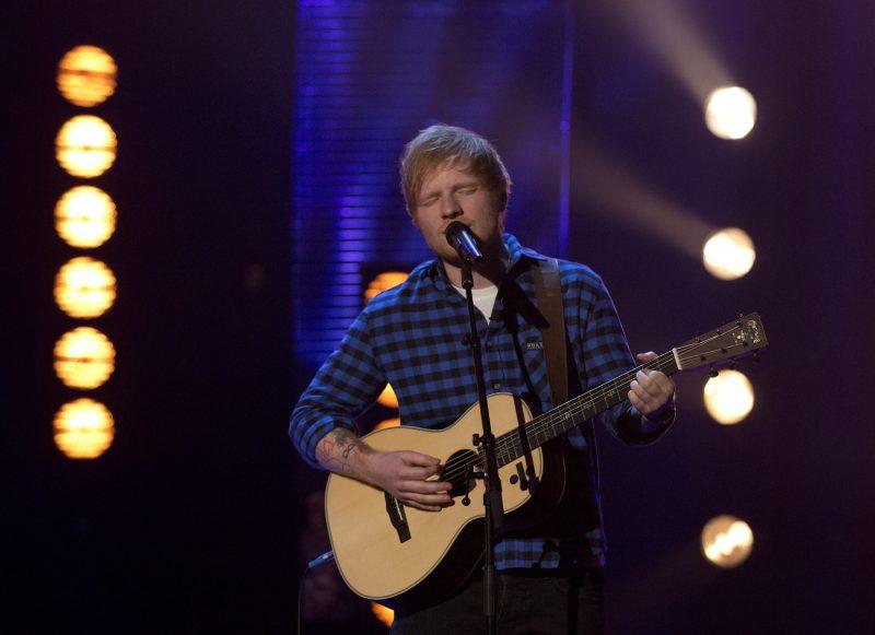 Ed Sheeran ticket sales