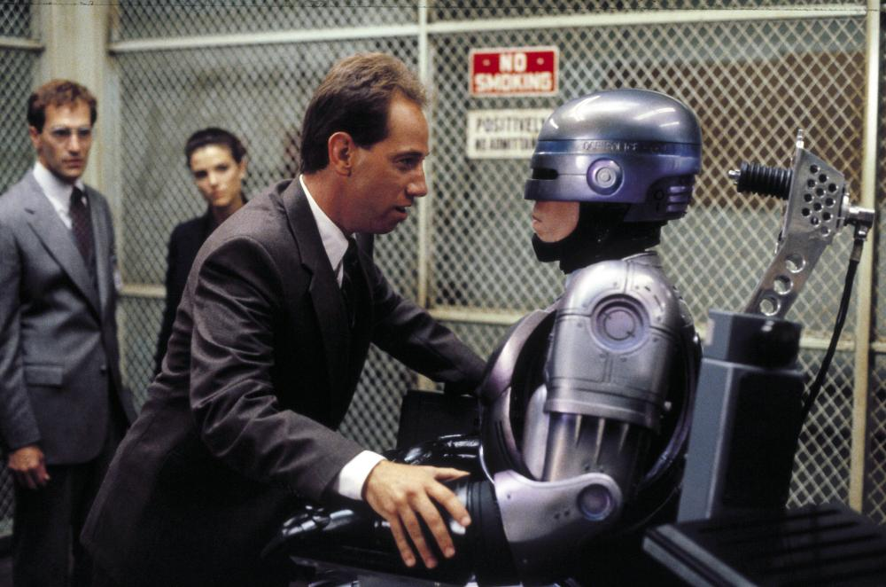 Robocop prison scene