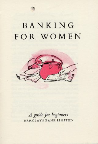 Banking for Women