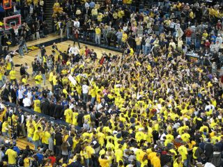 Basketball - celebration pic