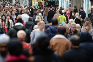 Business rates high street