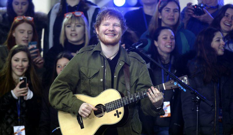 Ed Sheeran main picture