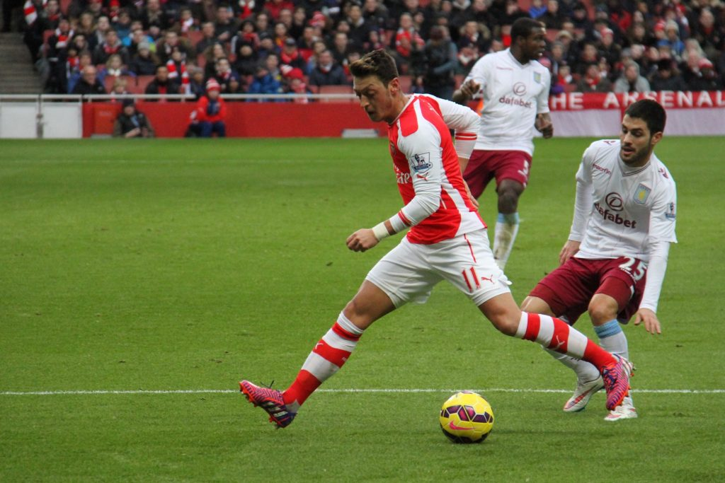 Arsenal - Mesut Ozil