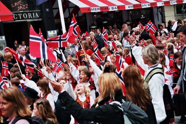 Norway happiness