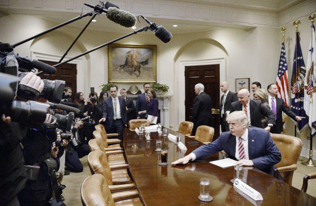 Trumpcare - meeting