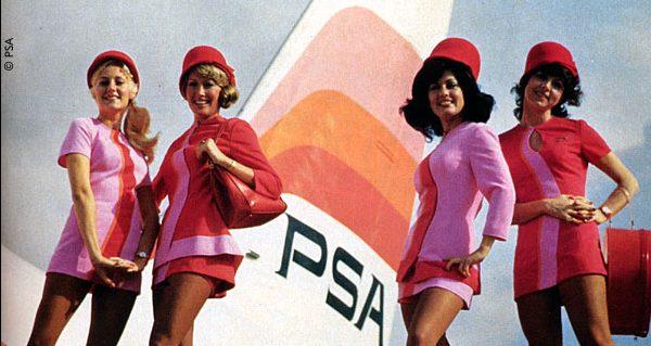 PSA cabin crew
