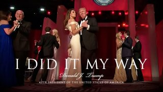Trump Inauguration Dance: My Way