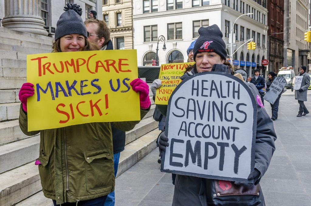 Trumpcare-protest