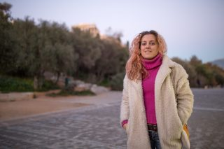 Portrait, Athens, 2017.
