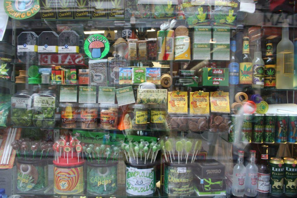 Amsterdam Cannabis Shop