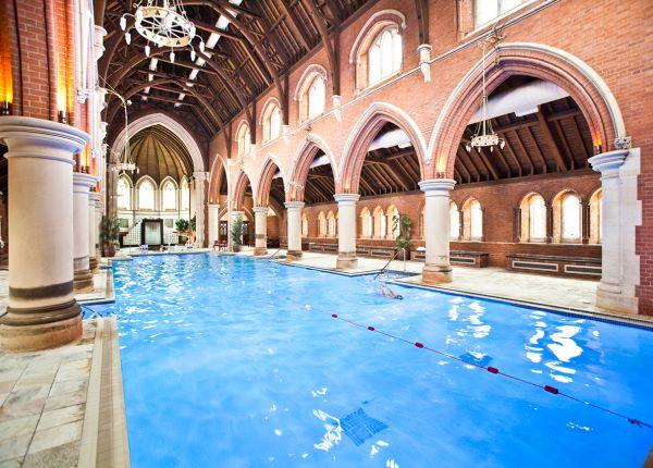Virgin Active Repton Park pool