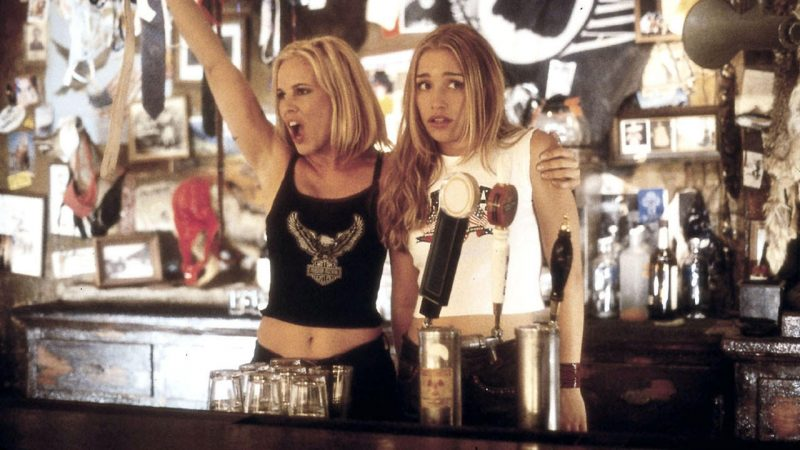 Coyote Ugly - bar work
