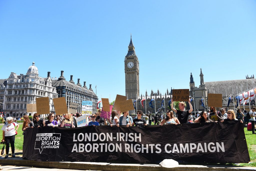 Number of Louth women who travelled to United Kingdom  for abortion in 2016