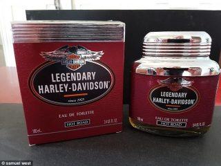 Harley Davidson Eau