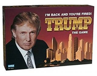 I'm Back And You're Fired Board Game